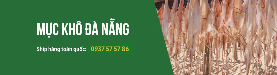 Mực khô Đà Nẵng